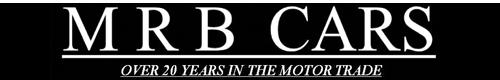 MRB Cars Logo